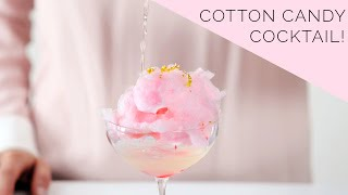 Download Glitter Cotton Candy Cocktail | Bottoms Up! with Whitney Adams Video