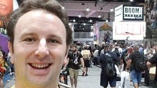Download San Diego Comic-Con 2017 Exhibit Hall Tour Video