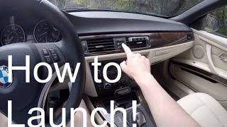 Download How To Launch An Automatic Car The Fastest Way Possible Video