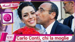 Download Carlo Conti, chi la moglie: Francesca Vaccaro, età, figlio | M.C.G.S Video