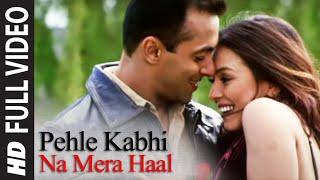 Download Pehle Kabhi Na Mera Haal Full Video Song | Baghban | Salman Khan, Mahima Chaudhary Video