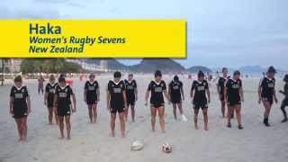 Download Black Ferns Haka (with lyrics) - New Zealand's women's rugby team Video