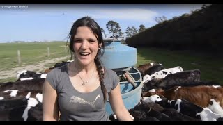 Download Farming in New Zealand Video
