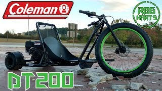 Download Coleman DT200 Drift Trike ~ Unboxing and Review Video