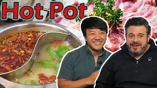 Download SPICY HOTPOT with ADAM RICHMAN Video