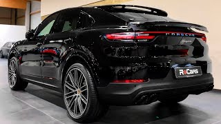 Download Porsche Cayenne Coupe (2020) - Interior and Exterior Details Video
