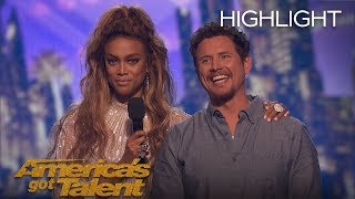Download The Moment Michael Ketterer Got 5th Place On AGT - America's Got Talent 2018 Video