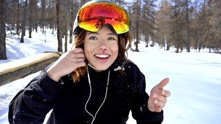 Download WILMA TESTAR TRICKS MED SNOWBOARDEN | BLOOOOD Video