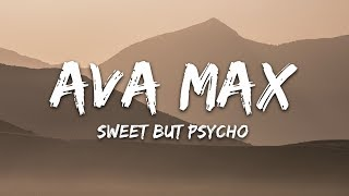 Download Ava Max - Sweet but Psycho (Lyrics) Video