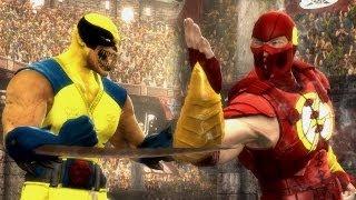 Mortal Kombat 9 - Kintaro Expert Ladder Free Download Video
