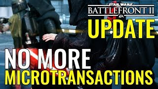 Download No More Microtransactions (for now) in Star Wars Battlefront 2 - Where does this leave us? Video