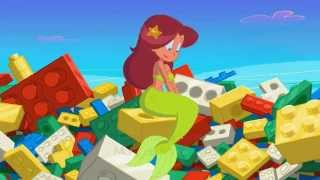 Download Zig & Sharko - Silly builders (S01E24) Full Episode in HD Video