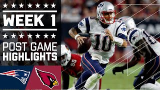Download Patriots vs. Cardinals | NFL Week 1 Game Highlights Video