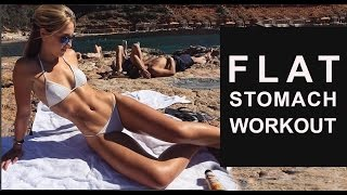 Download Flat Stomach Workout | Quick Ab Routine Video