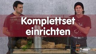Download Reptil TV - Technik - Terrarium Komplettset einrichten Video
