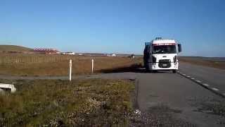 Download Ruta 3 Estancia Sara, Río Grande. Argentina Video