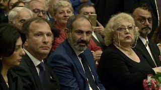 Download Премьер-министр Армении открыл в Москве бюст маршала Бабаджаняна Video