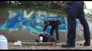 Download ❌Graffiti Kramer - ″Besuch″ von der Polizei [GoPro] Video