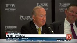 Download Purdue entering agreement to aquire Kaplan University Video