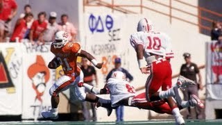 Download Classic Tailback - Barry Sanders Oklahoma St. Highlights Video