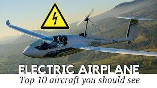 Download 10 Electric Planes that Already Exist and Change the Future of Air Travel Video