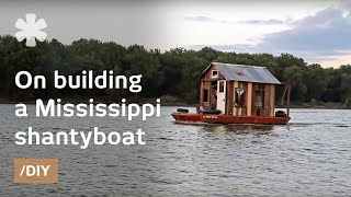 Download How the Mississippi shantyboats helped build a culture Video