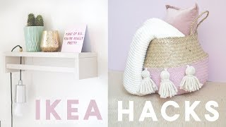 Download Ikea Hacks and DIYs for 2018 | Home Decor DIY Ideas on a Budget Video