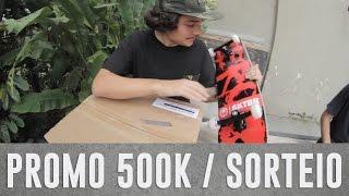 Download MONTANDO SKATE GRINGO + PROMO 500K Video