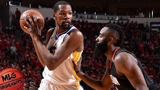 Download Golden State Warriors vs Houston Rockets Full Game Highlights / Game 5 / 2018 NBA Playoffs Video