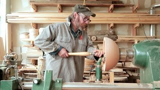 Download The Art of Wood: Joshua Vogel and Blackcreek Mercantile & Trading Co. | Food & Wine Video