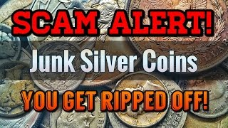 Download SCAM ALERT: Junk Silver Prices RIP YOU OFF Video