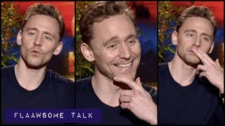Download TOM HIDDLESTON Finally Joined INSTAGRAM (And How He Remembers EVERYTHING You Tell Him) Video