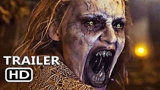 Download THE MERMAID: LAKE OF THE DEAD Official Trailer (2018) Horror Movie Video