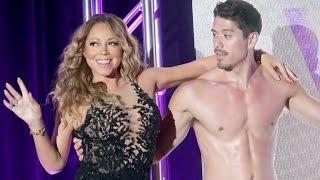 Download Meet Mariah Carey's Sexy Backup Dancer: Bryan Tanaka Video