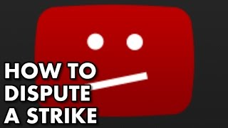 Download How to Dispute a Strike - DMCA Process Explained Video
