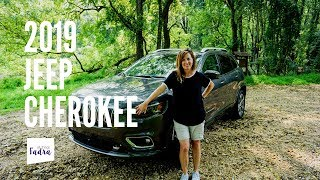 Download 2019 Jeep Cherokee Overland Review - All Things Fadra Video