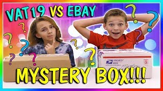 Download VAT19 VS EBAY MYSTERY BOX OPENNING | We Are The Davises Video
