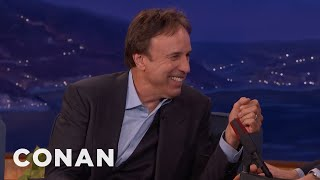 Download Kevin Nealon Reveals His DNA Test Results - CONAN on TBS Video