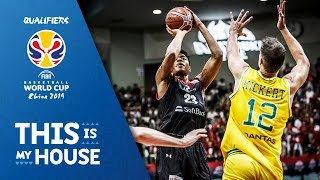 Download Japan v Australia - Full Game - 3rd Window - FIBA Basketball World Cup 2019 - Asian Qualifiers Video
