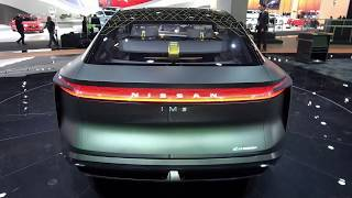 Download Nissan IMs EV Sports Sedan concept In-Depth look Video