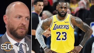 Download LeBron James not attracting next generation of talent to L.A. - Ryen Russillo | SC with SVP Video