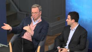 Download Google's Eric Schmidt and Jared Cohen: The New Digital Age Video
