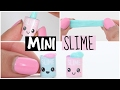 Download DIY MINI SLIME - World's Smallest Slime Container! Video