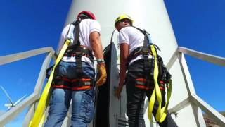 Download Nabas-1 Wind Power Project 2016 (Nabas, Aklan, Philippines) Video