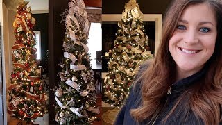 Download Decorating lots of Christmas trees! 🎄😁// Garden Answer Video