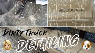 Download Deep Cleaning a Girl's DIRTY Truck | Complete Interior Exterior Car Detailing Video