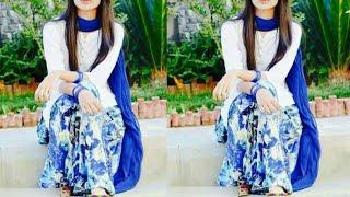 Download Simple college wear salwar suit design ideas/Plain printed salwar kameej idea/Daily wear simple suit Video