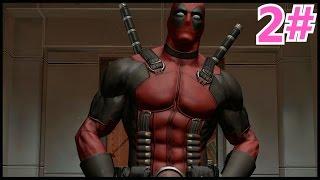 Download Deadpool - 2° : Qualcuno ha Fatto esplodere un Cesso. Video
