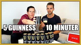 Download 5 Guinness på 10 Minuter + Promillekoll Video