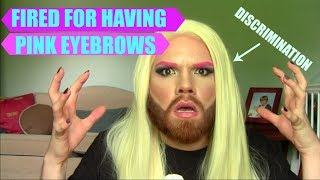 Download FIRED FOR PINK EYEBROWS: CARNIVAL CRUISE LINE DISCRIMINATION Video